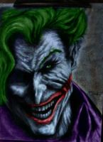 The Joker by jokercrazy