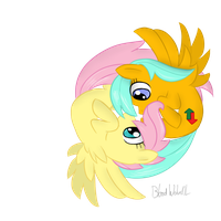 Scootashy OC's by BloodwolveNL