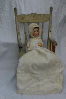 Antique doll stock 6 by rustymermaid-stock
