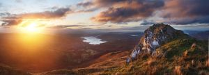 Heron Pike and Windermere by Alex37