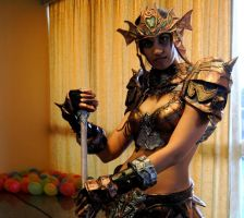 New Lineage cosplay finished and LOL by DarkDragonTanis