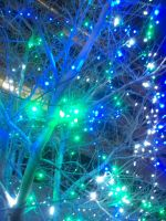 Holiday Lights 3 by Asphyxia777