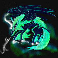 Aurura Kirin Adopt Auction - OPEN by Artha-Demon