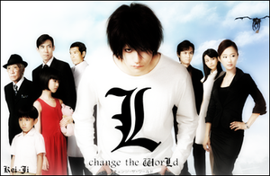 L Change The World by Kei-Ji