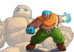 The Miner from Dawnvolta by robthesentinel