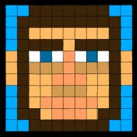 In pixel form i am a caveman by yebkamin