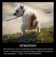 Strategy by krissybdesigns