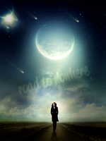 Fringe collage: Road to Nowhere by jagwriter78