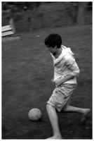 Soccer in Motion by samtheflash82