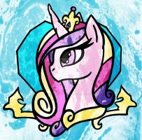 .::Cutie Mark of Love::. by ScribbleSketchScoo