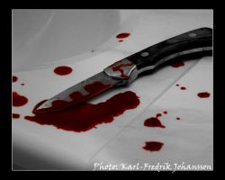Bloody Knife by kalf