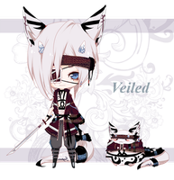 [CLOSED] Auction - Veiled 7 by Mint-053