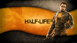 Half-Life 2 WP - Gordon by RAMyMamy
