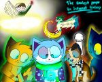 Awesome people of the Internet by Saiyanwarriorcatgir
