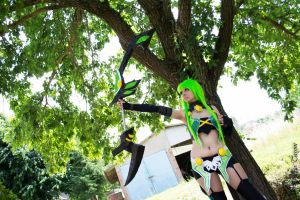 Rena Trapping Ranger - Elsword Cosplay IV by ArashiHeartgramm