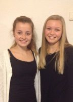 Cecilie and Emilie R 005 by SofiesGals