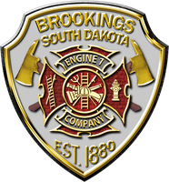 Brookings Engine1 Gold Patch by jdmann79
