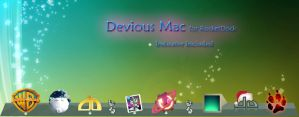 Devious Mac Dock by 878952