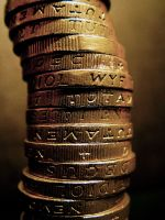 The great british pound by JHILLS