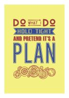 Do What I Do (Doctor Who) Typography by Maverick-Creations