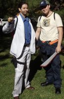 Nick and Ellis - Left 4 Dead 2 by alwaysthescoundrel