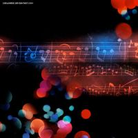 Music lights... by carlahere