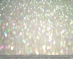 Fairy Dust 2 Bokeh Glitter Texture Background by EveyD