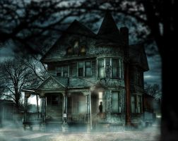 Haunted House by Dr-Flink