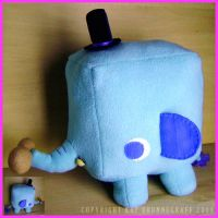 Rupert the Square by fuish