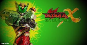 Satria Garuda Bima-X Earth Mode by artacyber