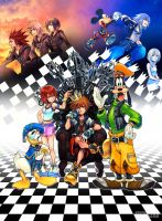 Kingdom Hearts 1.5 HD Remix cover by kelv93