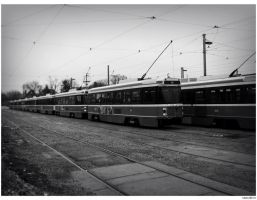 Streetcar Yard on Eastern Ave. by mykem
