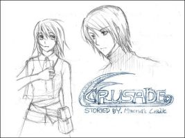 fanart for CRUSADE by Jung-SODE