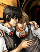 Remus and Sirius: Oh Well, Oh Well (fan fic) by 1narutouzumaki1