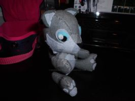 Completed commissioned plushie ^.^ by Mandy-Lou-Plushies