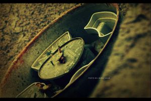 Hands of the clock by AhmedDeeb