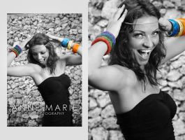 ANNE MARIE by gikz