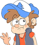 Dipper speed sketch by DJvenom