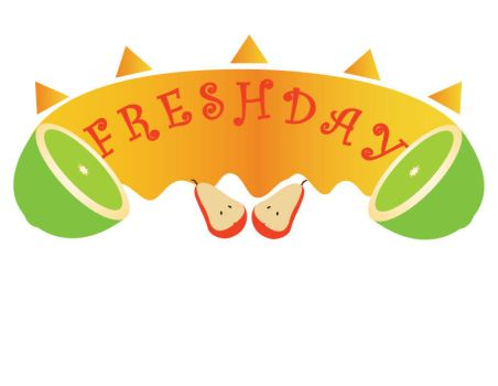 Freshday Logo by afro-D-Z-ak