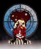 + Queen of Hearts + by GothicIchigo