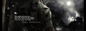 Assassins Creed 3 Sig by SpectreSinistre