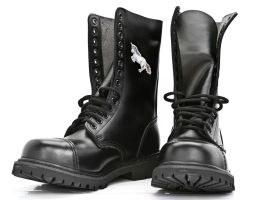 Unicorn line boots by Egg-Salad