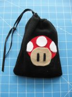 DS Carrying Case - Mushroom 4 by PaperCadence
