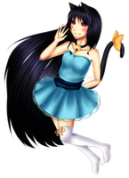 C: Chii Full Body by xxxRinRulesxxx