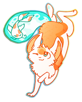 Koi [request] by Endber
