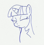 Sketch Animation Twilight Human Transformation by toongrowner