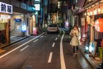 SMS in Japan night by Rikitza