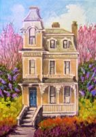 ACEO Hidden Charm #4 by annieoakley64