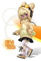 Iiki-chan by Catlione