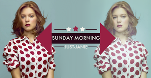 Sunday Morning by Just-Janie